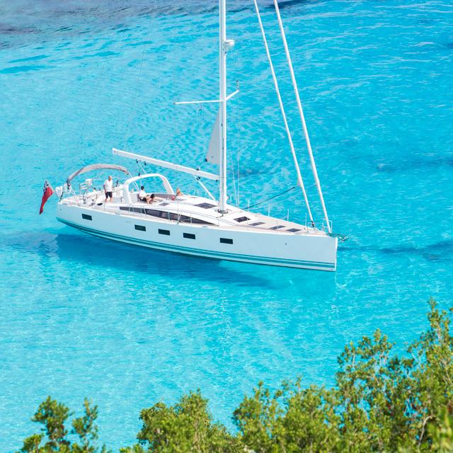 argentous yacht