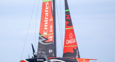 Team New Zealand AC75