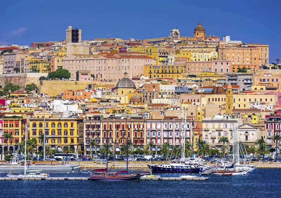 Cagliari, Sardinia